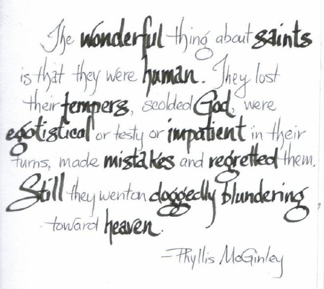 Calligraphy Quotation (2)