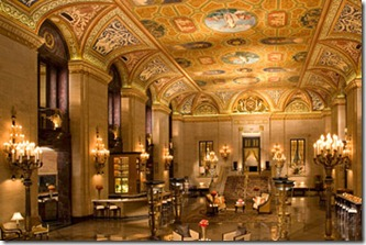 Palmer House Hilton Chicago Main